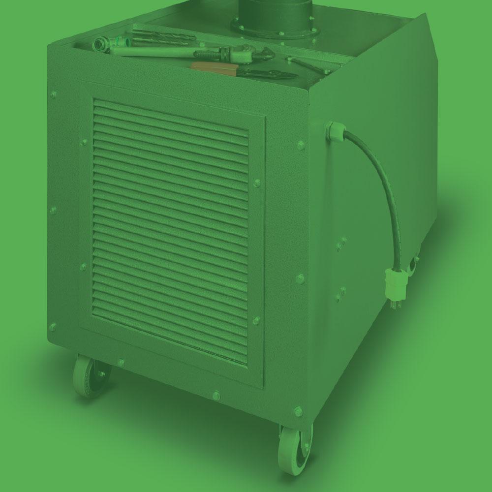 Miniroll Portable Filtration Unit