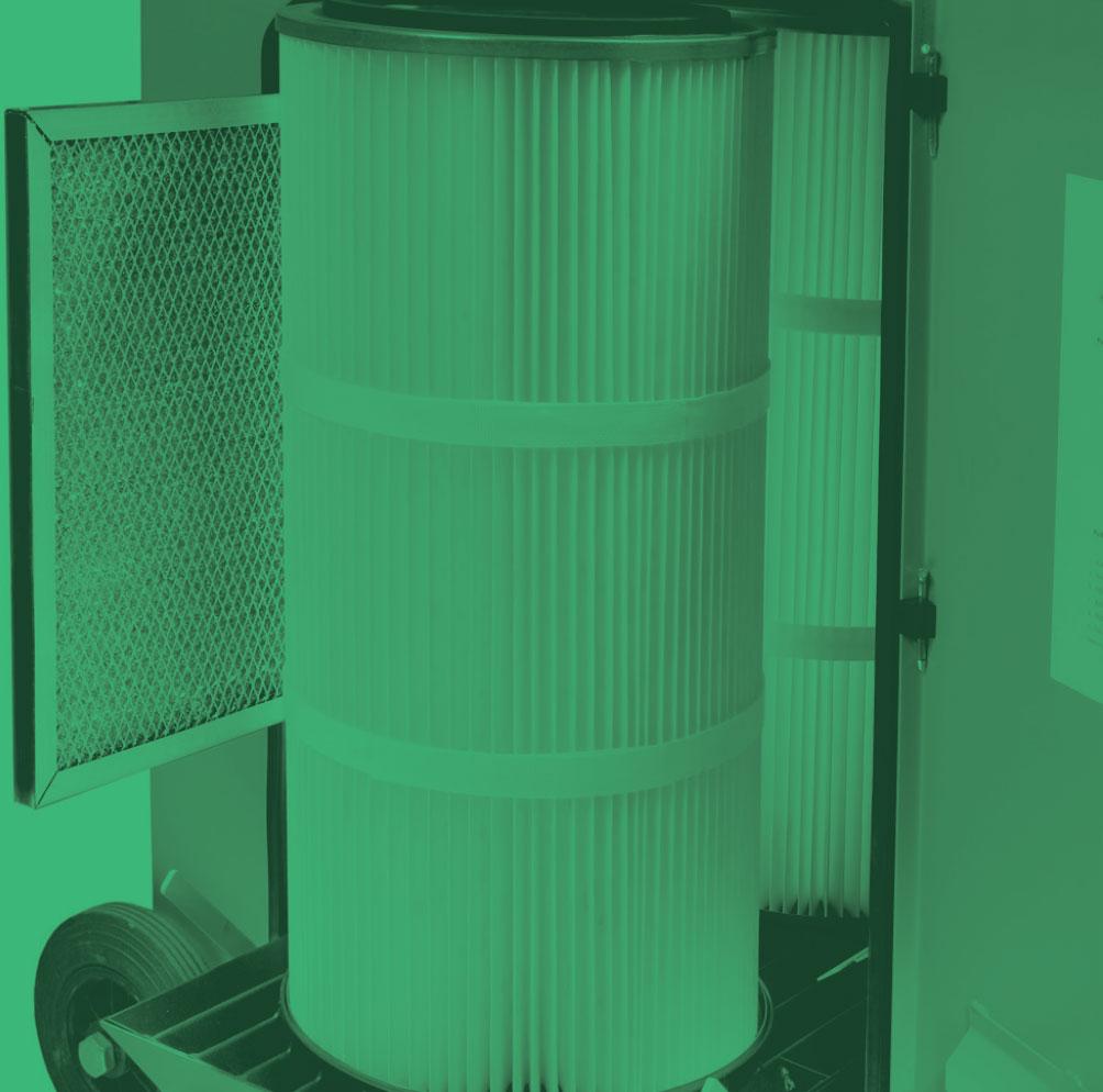 Maxicart Portable Filtration Unit