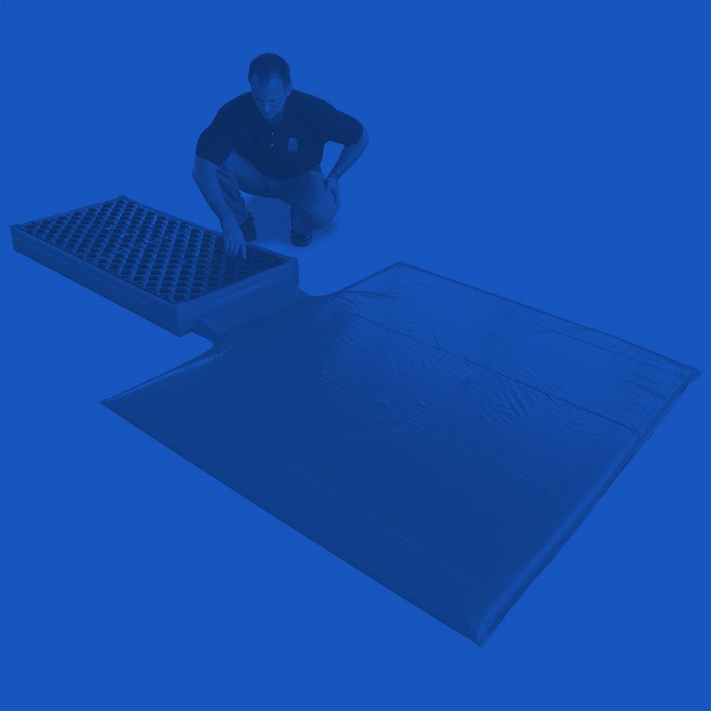 Inline Spill Decks