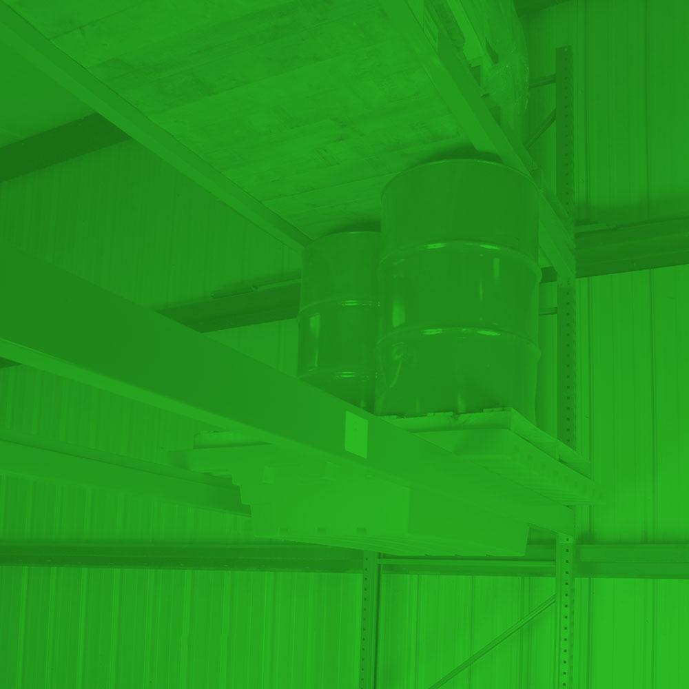 Warehouse Rack Sumps