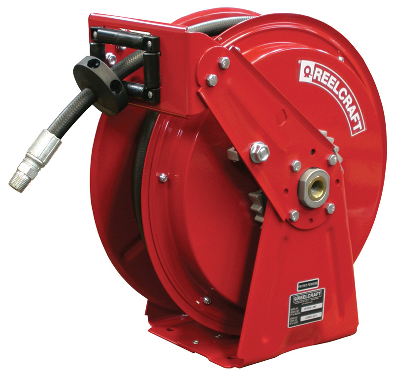 "1/2"" x 50' Oil Compact Hose Reel"