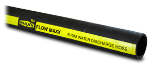 Rubber Water Discharge Hose