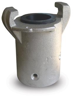 Aluminum Sandblast Couplings