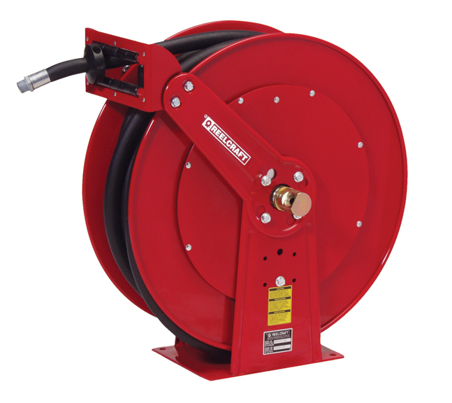 Spring Retractable Fuel Hose Reel