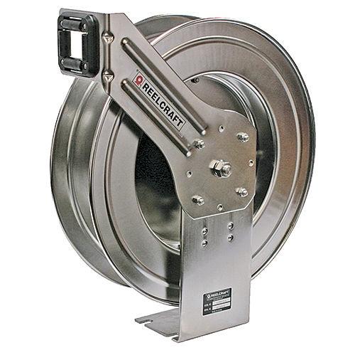 Series LC Stainless Steel Hose Reel