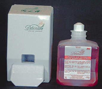 SOAP FOAM DEBONAIRE PINK 1L 8/CA
