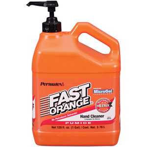 Permatex® Fast Orange® Fine Pumice Lotion Hand Cleaner