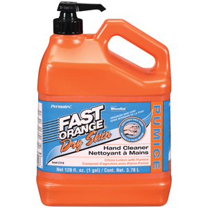 Permatex® Fast Orange® Dry Skin Formula Hand Cleaner
