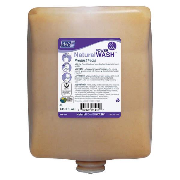 SOAP HD NATURAL PWR 4L DISP HVY4LDR