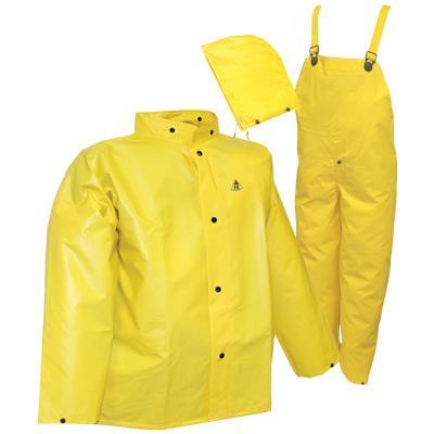3-Piece Rain Suit