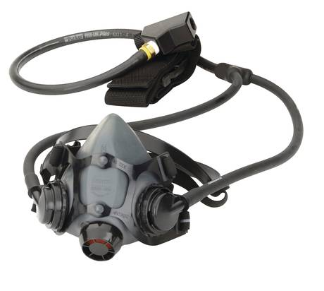 Supplied Air for Tight Fitting Facepieces
