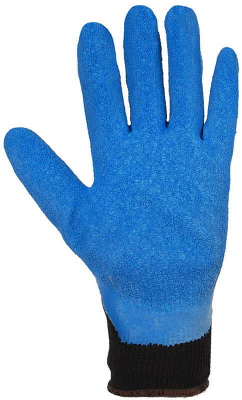 Latex Dipped Polyester Glove