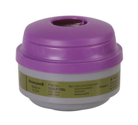 Multi-Contaminant Cartridge & P100 Filter