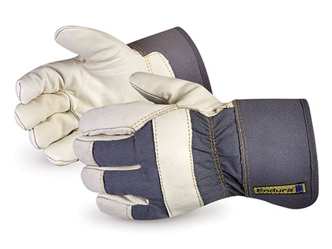 Endura® Cowgrain Winter Lined Fitters Gloves