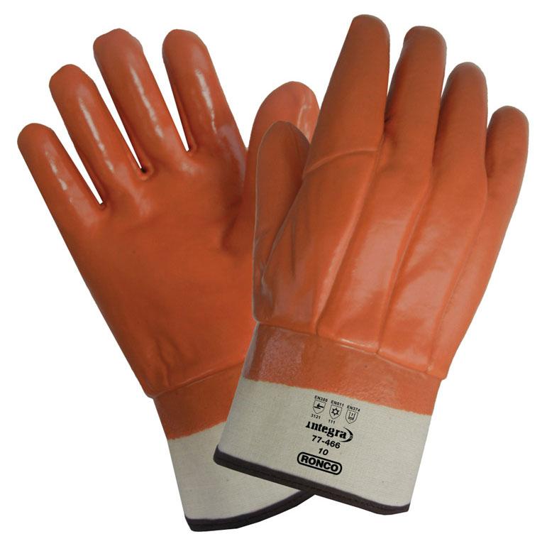 Integra Single Dipped PVC Glove