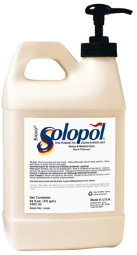 Solopol® Heavy-Duty Hand Cleaner