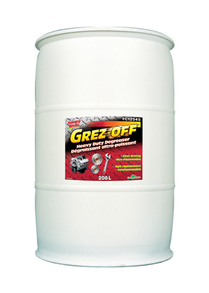 Grez-off Heavy Duty Cleaner