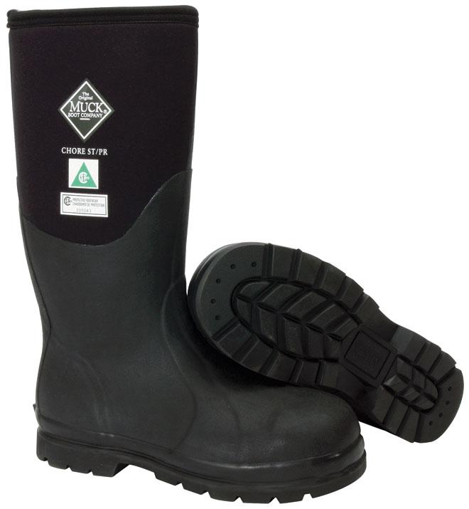 Chore Steel Toe Boots