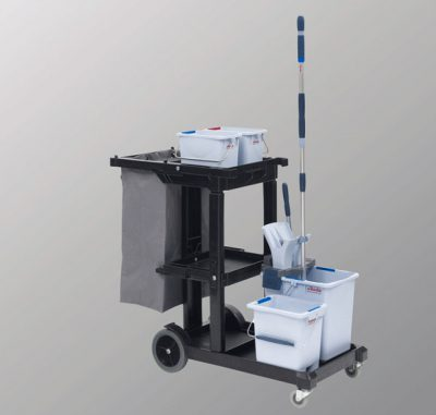 Marino by Vileda cleaning cart