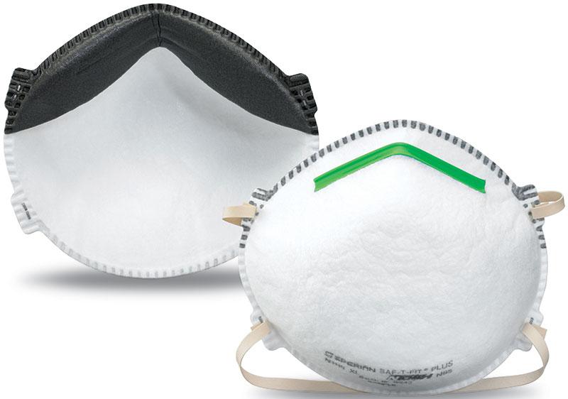 Disposable Particulate Respirator P100