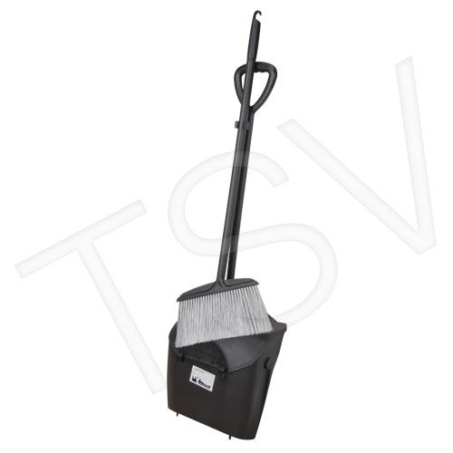 Lobby Dust Pan & Broom