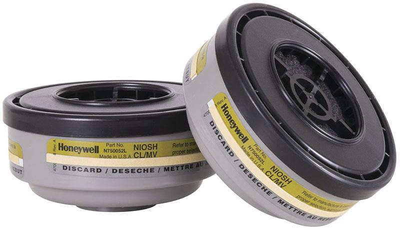 Mercury Vapor & Chlorine Cartridge