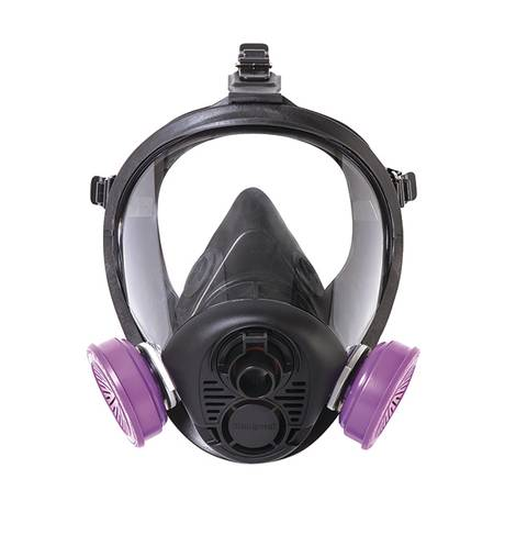 RU6500 Reusable Full Facepiece
