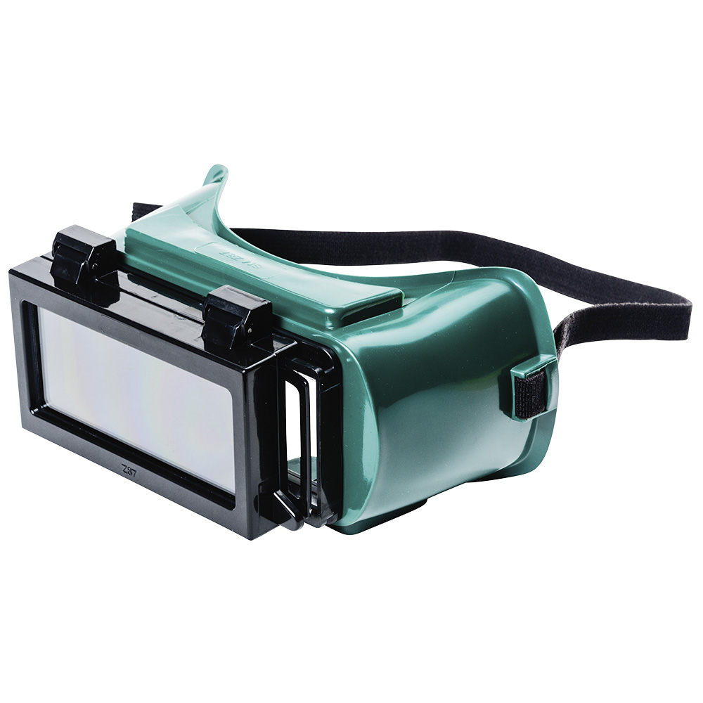 Lift Front Plate Goggle