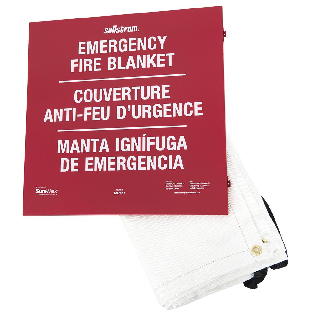 100% Fibreglass High-Temp Blanket