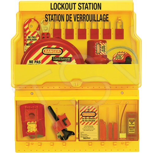 Deluxe Lockout Stations