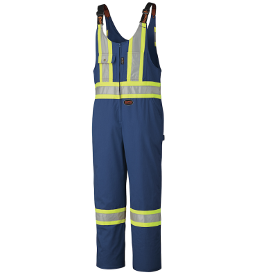 Safety Poly/Cotton Overall