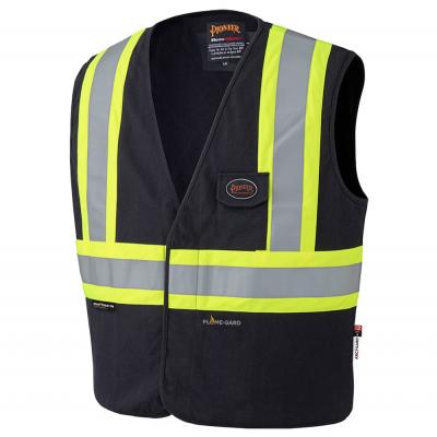 100% Cotton Flame Resistant Safety Vest