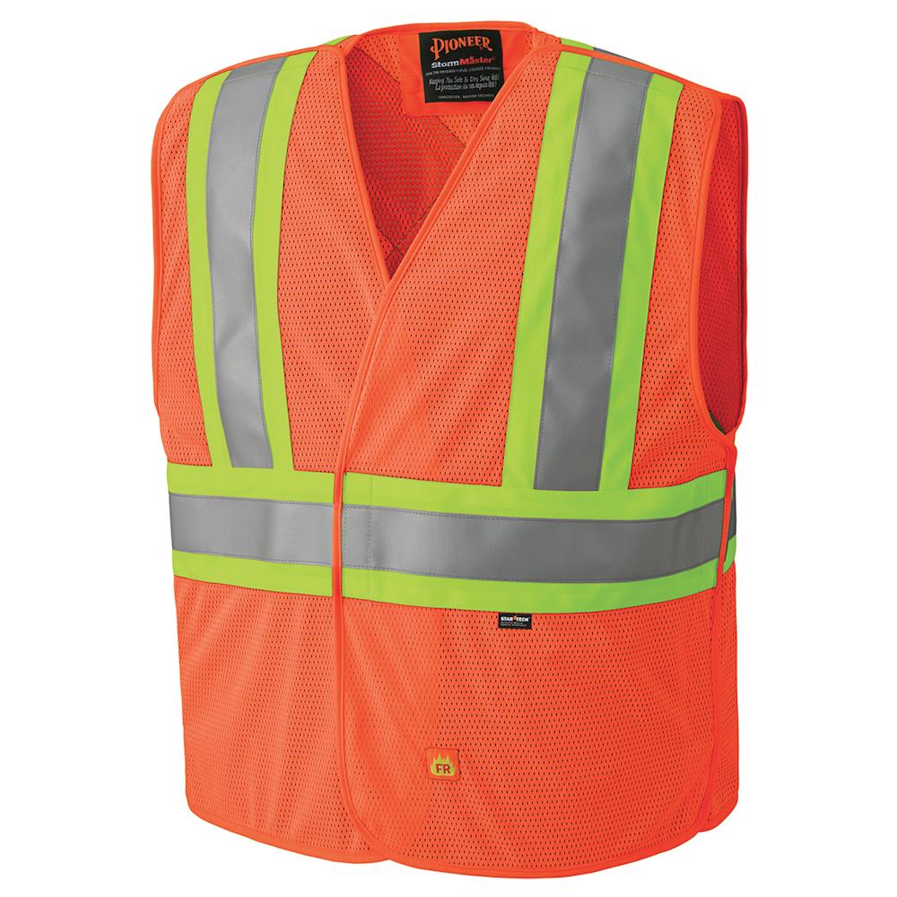 Flame Resistant Hi-Viz Vest