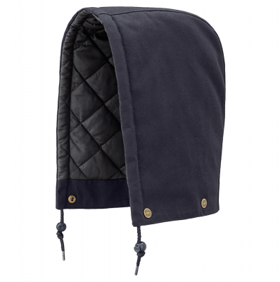 Hood For Quilted Cotton Duck Safety Parka, Bomber Or Coverall
