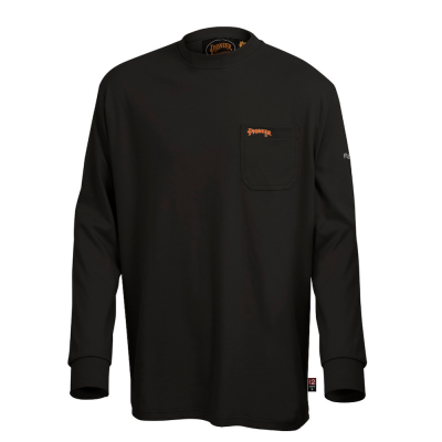 Flame Resistant Long-Sleeved Cotton Shirt