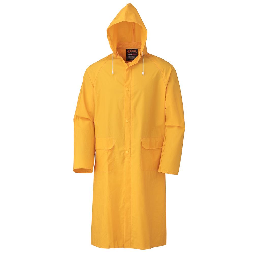 48'' Long PVC Rain Coat