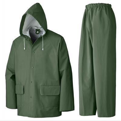 Trail Pak® Hooded Jacket With Waist Pant