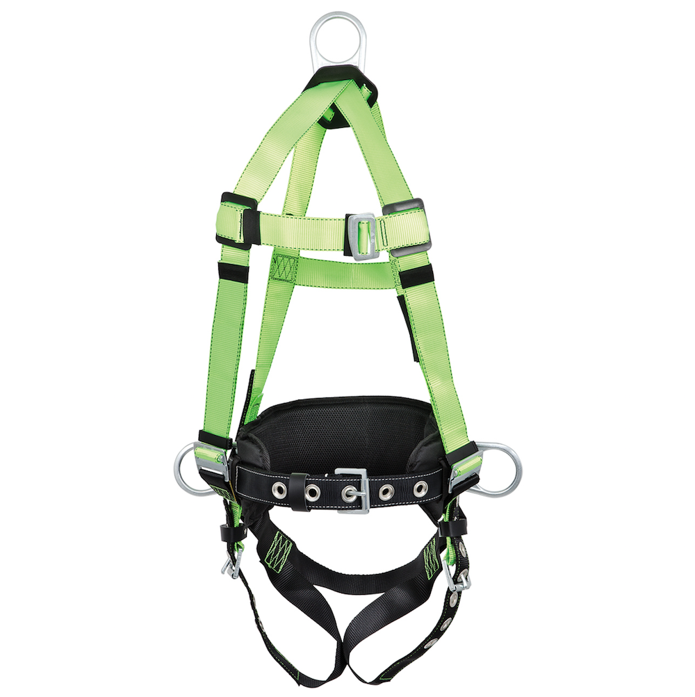 Contractor Harness With Positioning Belt - 3D - Class Ap