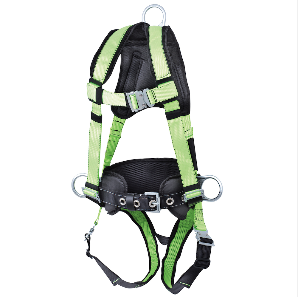 Peakpro Harness With Positioning Belt - 3D - Class Ap