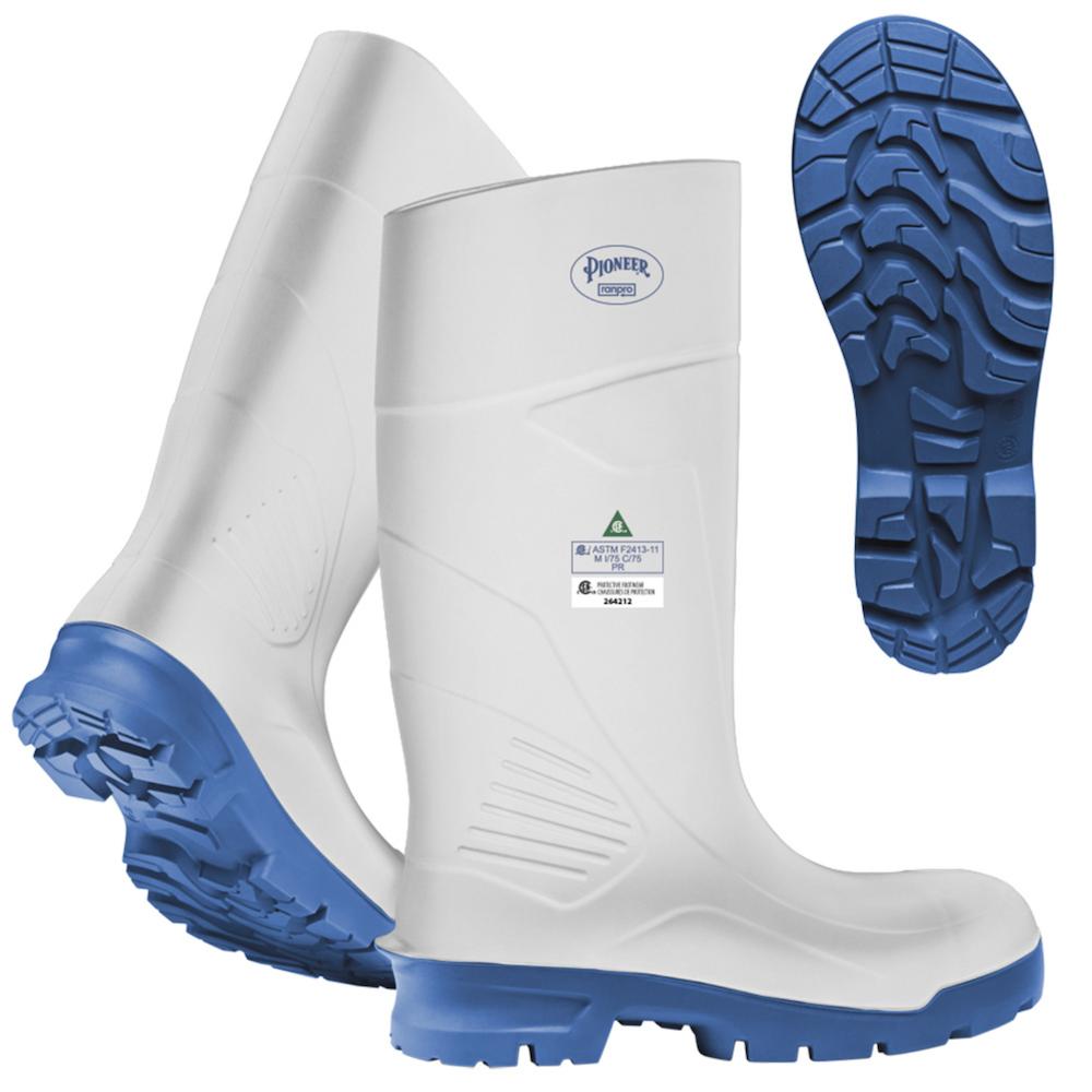 Ranpro Steel Toe/Steel Plate Pu Boot
