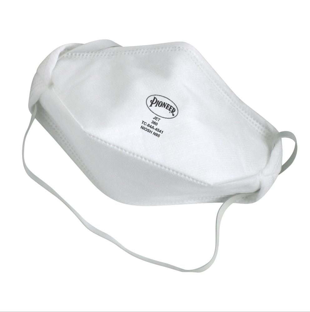 N95 Flat Folded Respirator