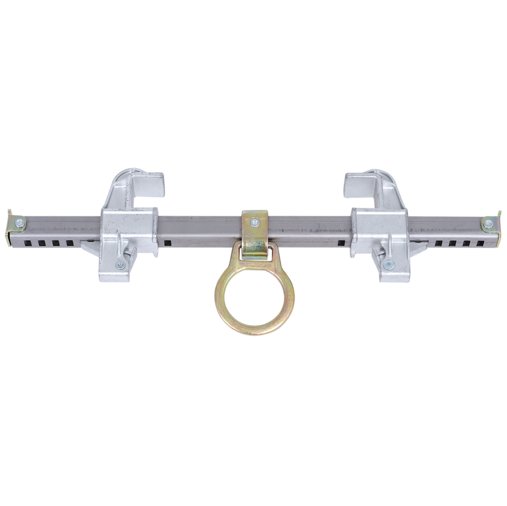 """Adjustable Sliding Beam ANChor - Fits Beam Flange Width Of 3.5"""" To 13.25"""" (88.9 mm To 336.6 mm)"""