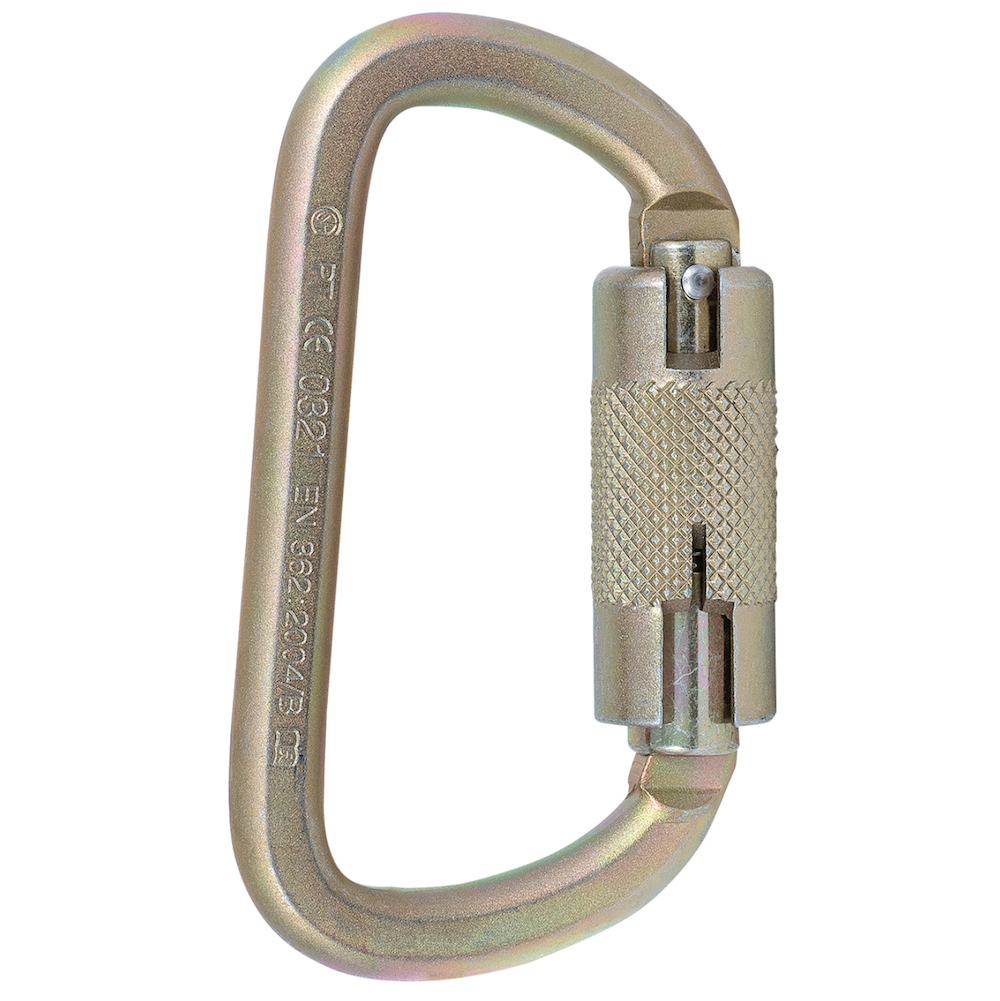 """Carabiner 2"""" (51 mm) CSA For Scaffolding"""
