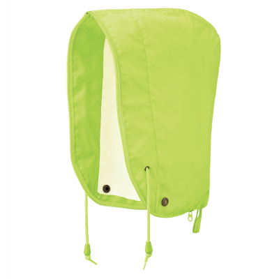Hood/Carrying Case For 450D Hi-Viz Nailhead Polyester Waterproof Jacket