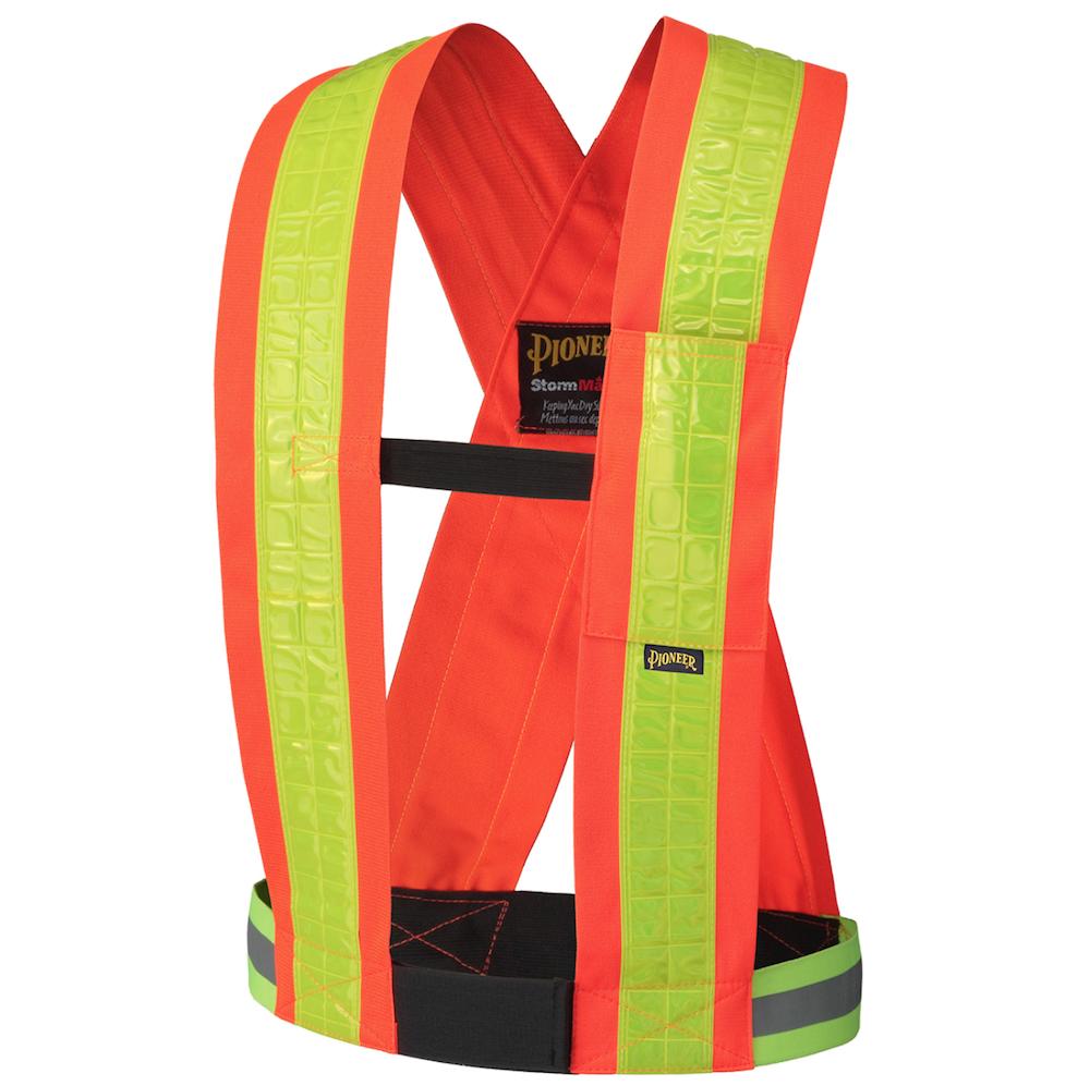 Hi-Vis Safety Large Sash