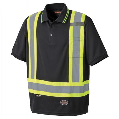 Birdseye Safety Polo Shirt