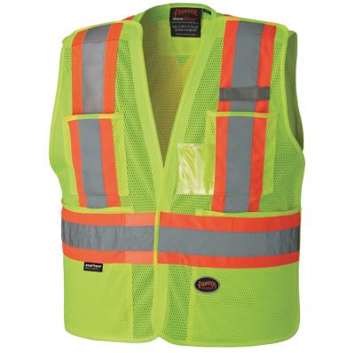 Hi-Viz Safety Tear-Away Vest