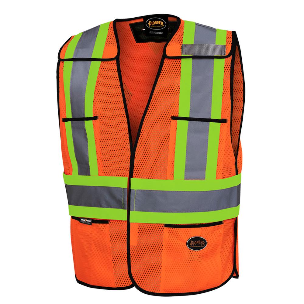 Hi-Viz Traffic Vest