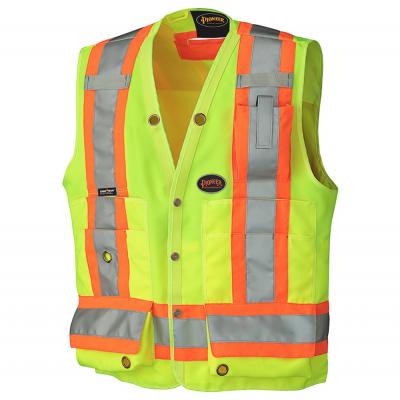 Hi-Viz Surveyor's Safety Vest