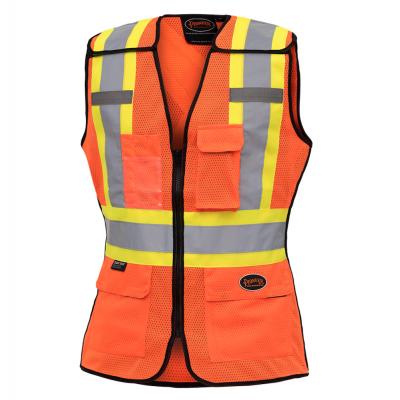 489 Women Tearaway Mesh Vest